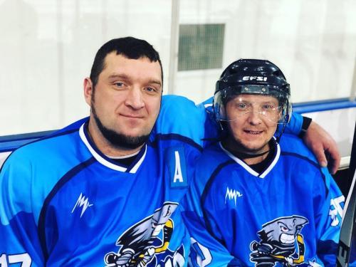Спас Толмачев №17Алексей Пшеницын №80