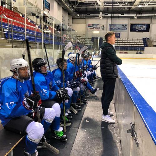 Сезон Ночной Хоккейной Лиги 2018 / 2019 г. Дивизион: 18+ Лига Надежды