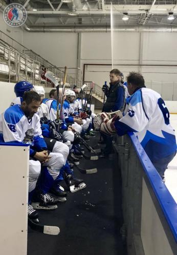 Финал Малого кубка Ночной Хоккейной Лиги